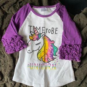 Boutique Unicorn 🦄 Fun Top